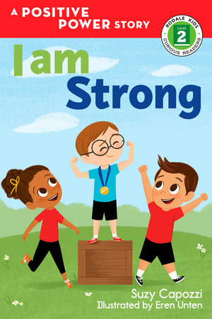 I Am Strong by Suzy Capozzi