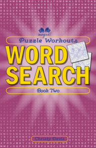 Puzzle Workouts: Word Search (Book Two)