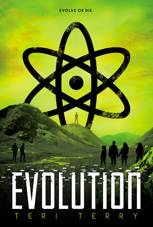 Evolution by Teri Terry (Author)
