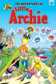 The Adventures of Little Archie Vol.1