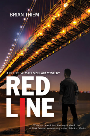 Red Line by Brian Thiem