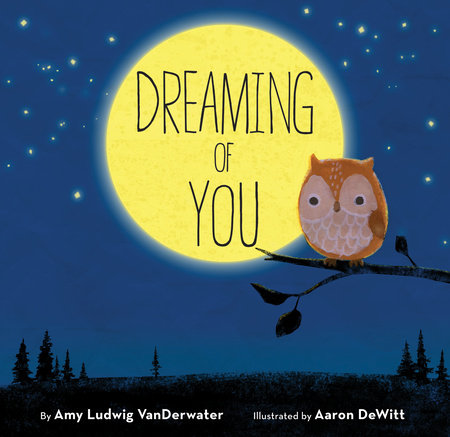 Dreaming of You by Amy Ludwig Vanderwater