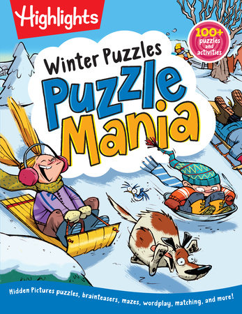 Winter Puzzles by