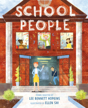 School People by Lee Bennett Hopkins