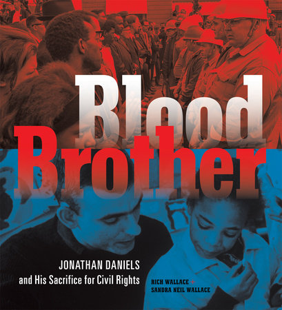 Blood Brother by Rich Wallace and Sandra Wallace