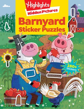Barnyard Puzzles by