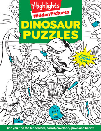 Dinosaur Puzzles by
