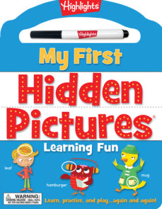 My First Hidden Pictures® Learning Fun