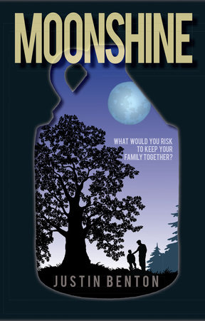 Moonshine by Justin Benton