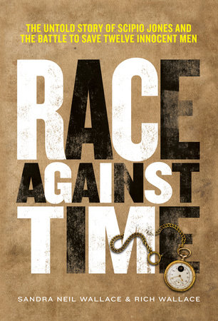 Race Against Time by Sandra Neil Wallace and Rich Wallace