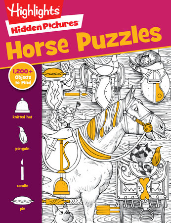 Horse Puzzles by
