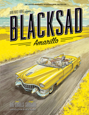Blacksad: Amarillo by Diaz, Juan
