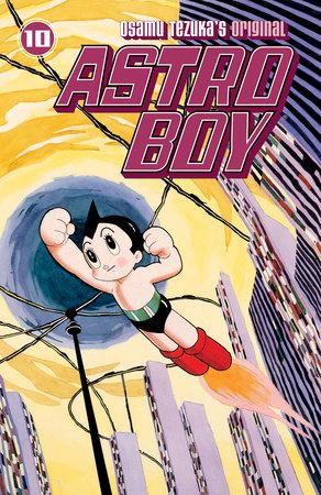 Astro Boy Volume 10 by Osamu Tezuka
