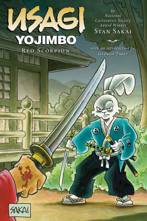 Usagi Yojimbo Volume 28: Red Scorpion by Stan Sakai