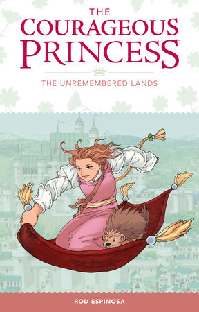 Courageous Princess Vol 2 by Rod Espinosa