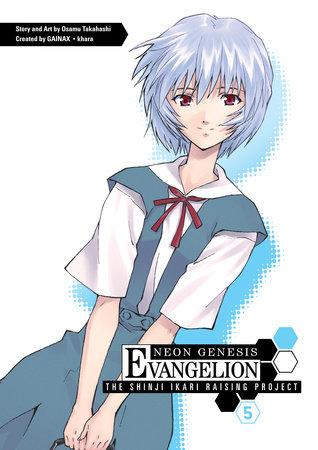 Neon Genesis Evangelion: The Shinji Ikari Raising Project Volume 5 by Osamu Takahashi
