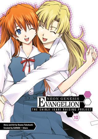 Neon Genesis Evangelion: The Shinji Ikari Raising Project Volume 10 by Osamu Takahashi