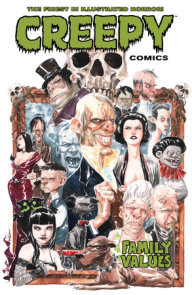 Creepy Comics Volume 4