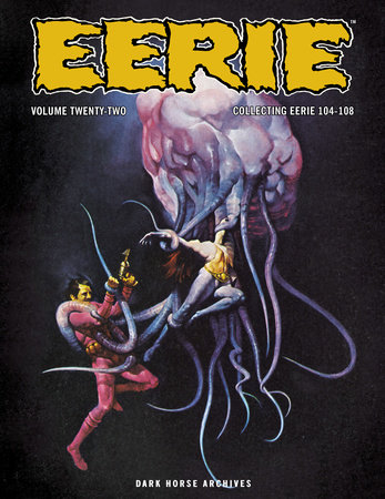 Eerie Archives Volume 22 by Various