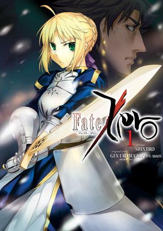 Fate/Zero Volume 1 by Gen Urobuchi and Type Moon