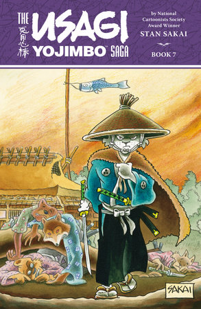 Usagi Yojimbo Saga Vol 7 by Stan Sakai