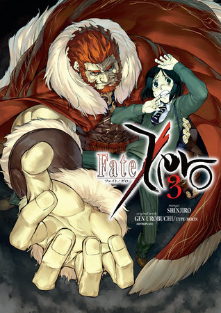 Fate/Zero Volume 3 by Gen Urobuchi