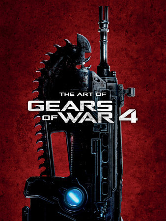 Art of Gears of War 4 by Various