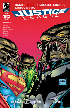 Dark Horse Comics/DC Comics: Justice League Volume 2 by Various