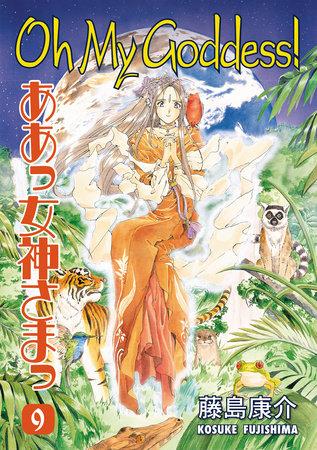 Oh My Goddess! Volume 9 by Kosuke Fujishima