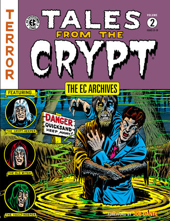 The EC Archives: Tales from the Crypt Volume 2 by Al Feldstein