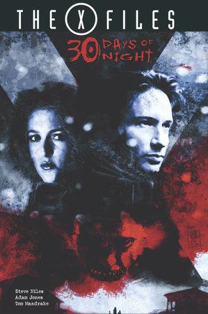 The X-Files/30 Days of Night by Steve Niles and Adam Jones