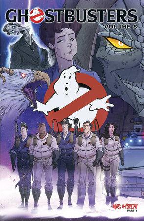 Ghostbusters Volume 8: Mass Hysteria Part 1 by Erik Burnham