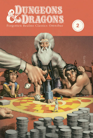 Dungeons & Dragons: Forgotten Realms Classics Omnibus Volume 2 by Jeff Grubb