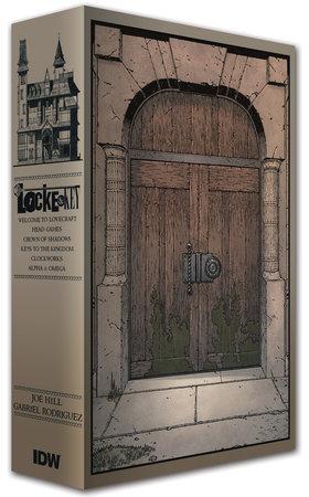 Locke & Key Slipcase Set by Joe Hill
