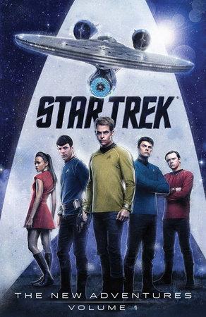 Star Trek: New Adventures Volume 1 by Mike Johnson