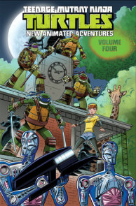 Teenage Mutant Ninja Turtles: New Animated Adventures Volume 4