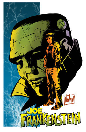 Joe Frankenstein by Graham Nolan and Chuck Dixon