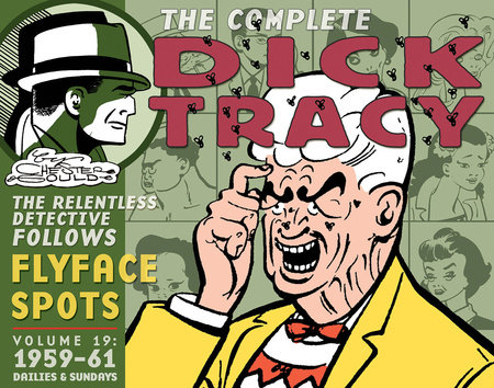 Complete Chester Gould's Dick Tracy Volume 19 by Chester Gould