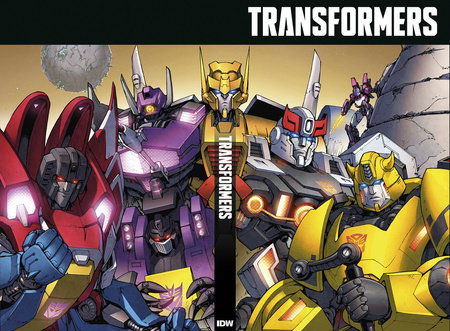 Transformers: Robots in Disguise Box Set by John Barber
