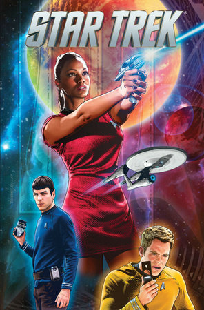Star Trek Volume 11 by Mike Johnson, Scott Tipton and David Tipton