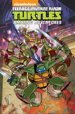 Teenage Mutant Ninja Turtles: Amazing Adventures Volume 1 by Landry Quinn Walker and Matthew K. Manning