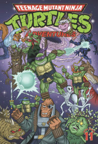 Teenage Mutant Ninja Turtles Adventures Volume 11