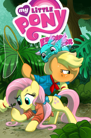My Little Pony: Friends Forever Volume 6 by Ted Anderson and Christina Rice