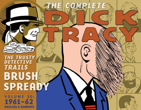 Complete Chester Gould's Dick Tracy Volume 20 by Chester Gould