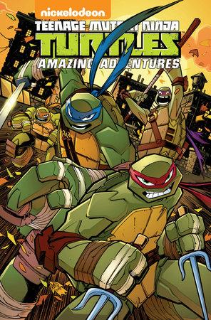 Teenage Mutant Ninja Turtles: Amazing Adventures Volume 2