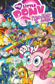 My Little Pony: Friendship is Magic Volume 10