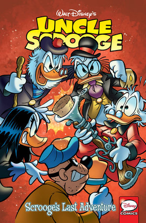 Uncle Scrooge: Scrooge's Last Adventure