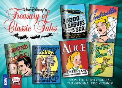 Walt Disney's Treasury of Classic Tales, Vol. 1