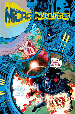 Micronauts, Vol. 1: Entropy by Cullen Bunn