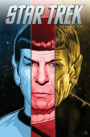 Star Trek Volume 13 by Mike Johnson